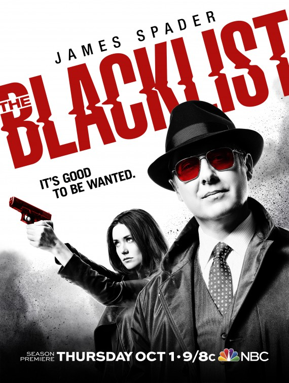 Free download serial The Blacklist season1