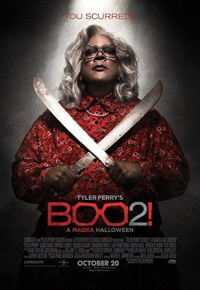 دانلود فیلم Tyler Perry's Boo 2 A Madea Halloween 2017