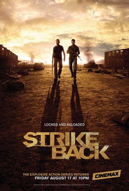 دانلود فصل 6 سریال strike back