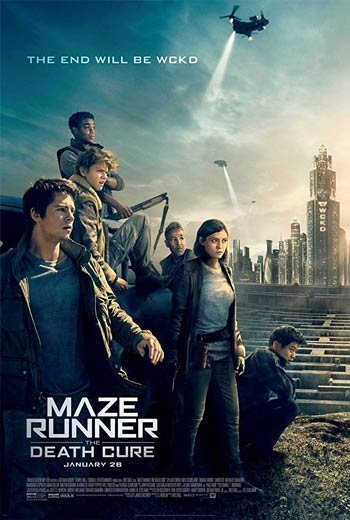 دانلود فیلم Maze Runner: The Death Cure
