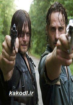 دانلود فصل هشتم سریال The Walking Dead