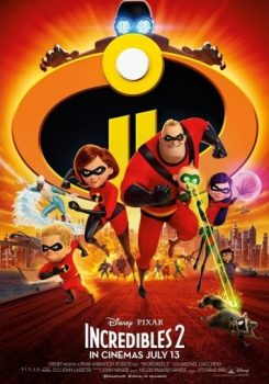 دانلود انیمیشن شگفت انگیزان 2 The Incredibles 2018