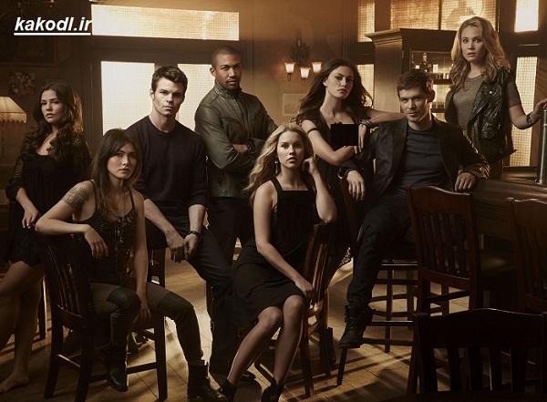 دانلود فصل پنجم سریال The Originals
