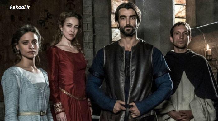 دانلود فصل اول سریال la catedral del mar