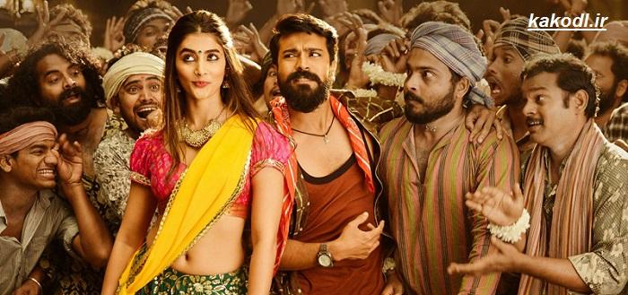 دانلود فیلم Rangasthalam 2018