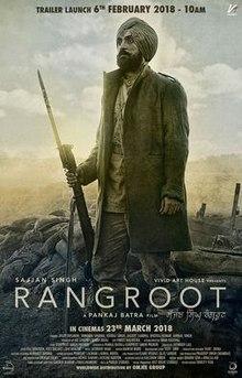 دانلود فیلم هندی Sajjan Singh Rangroot