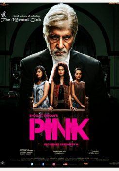 دانلود فیلم هندی 2016 Pink صورتی