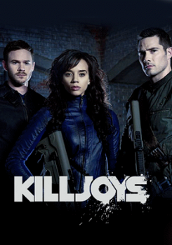 دانلود فصل چهارم سریال Killjoys