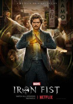 دانلود فصل دوم سریال Iron Fist