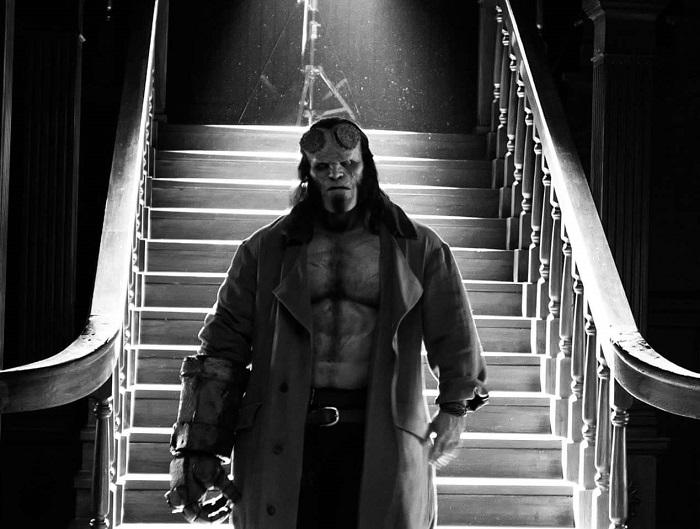 دانلود فیلم Hellboy پسرجهنمی