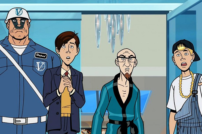 دانلود فصل هفتم سریال The Venture Bros