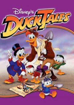دانلود فصل دوم انیمیشن 2018 Duck Tales