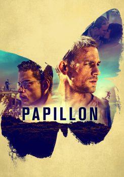 دانلود فیلم papillon 2017