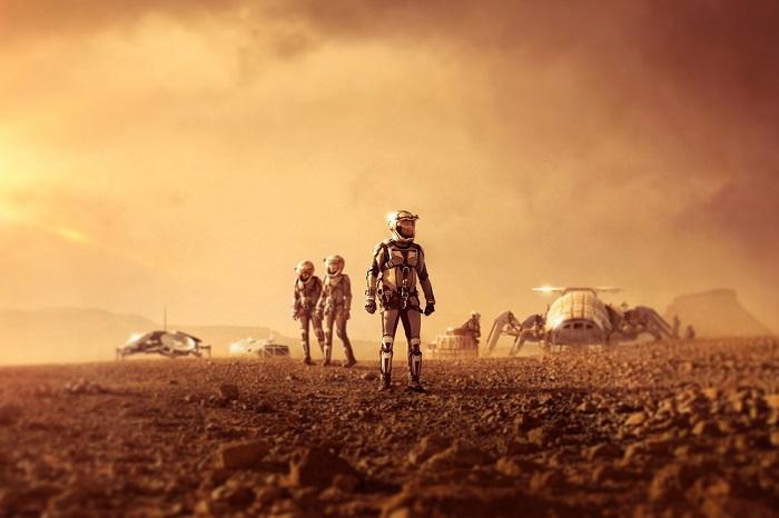 دانلود فصل دوم سریال Mars 2018
