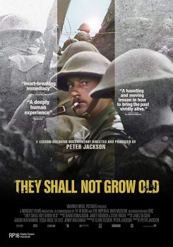 دانلود فیلم They Shall Not Grow Old 2018