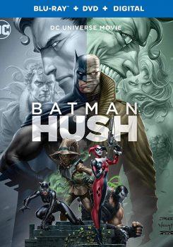 دانلودانیمیشن Batman Hush