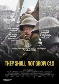 دانلود فیلم They Shall Not Grow Old 2018