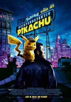 دانلود انیمیشن Pokemon Detective Pikachu