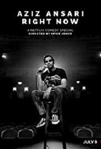 دانلود فیلم 2019 Aziz Ansari Right Now